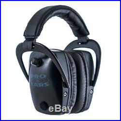 Pro Ears Pro Tac Slim Gold Noise Reduction Rating 28dB Black GSPTSBLACK