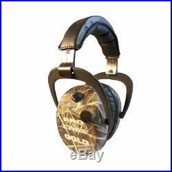 Pro Ears Stalker Gold Electronic Hearing Protection and Amplification Earmuffs