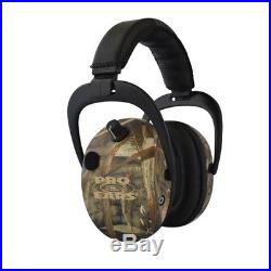Pro Ears Stalker Gold NRR 25dB, Max5 Camo-Electronic Hearing Protector/Ear Muff