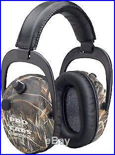 Pro-Ears Stalker Gold Shooting Hearing Protection NRR 25 Bow Hunting GSDSTLCM4