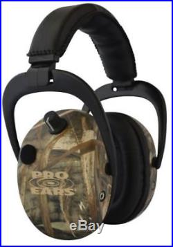 Pro-Ears Stalker Gold Shooting Hearing Protection NRR 25 Bow Hunting GSDSTLM5