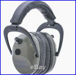 Pro Ears Tac Mag Gold NRR 30 Electronic EAR MUFFS PROTECTORS GSPTMB GS-PTM-B