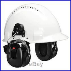 Radio Headset, 23dB, Hard Hat Mounted HRXS221P3E-NA