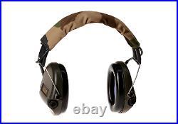 SORDIN Professional Shooting Ear Muffs SUPREME PRO-X / Brand New