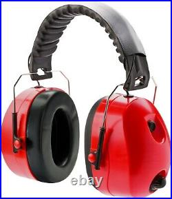 Safety Range Noise Cancelling Reduction Ear Muffs Hearing Protection Shooting