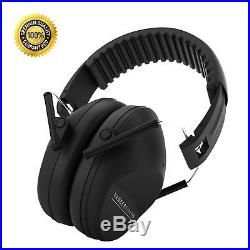 Shooting Earmuffs Headphones Foldable Noise Cancelling Safety Ear Protection NEW