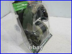 Sordin Supreme Pro X LED Electronic Ear Muff Camouflage 75302-X-08-S