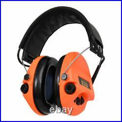 Sordin Supreme Pro-X/L Ember Cups, Leather Headband, with Foam Earseals