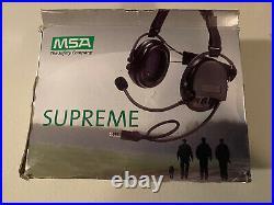 Sordin Supreme Pro-X, Neckband Black
