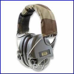 Sordin Supreme Pro X earmuffs 75302-X