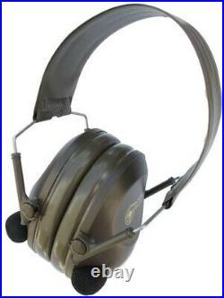 SoundTrap SlimlineEarmuff MT15H67FB TacticalElectronic HeadsetHeadband-1EA