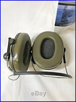 Sound-Trap Slimline Earmuff Tactical Electric