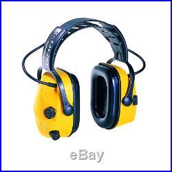 Sperian Bilsom Impact Electronic Muffs 1010376 Ear Muffs