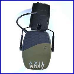SportEar Trackr Electronic Bluetooth Earmuff Green