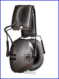 Sport Sound Amplification Earmuff Electronic Hearing Protection For Shooting New