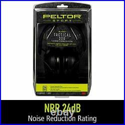 Sport Tactical 300 Smart Electronic Hearing Protector, Peltor Sport Tac 300