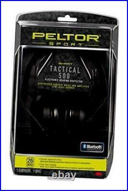 Sport Tactical 500 Smart Electronic Hearing Protector Peltor Sport Tac 500