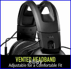 Sport Tactical 500 Smart Electronic Hearing Protector with Bluetooth, NRR 26 dB