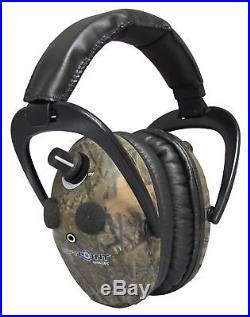 Spypoint EEM4-24-C, Electronic Ear Muffs, Camo, EEM4-24-C