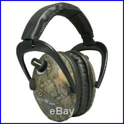 Spypoint Eem2-24 Electronic Ear Muffs Shooting Portable Hearing Protectors Camo