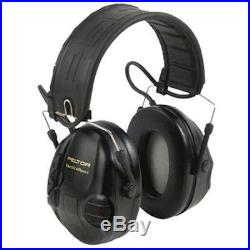 Tactical Sport Hearing Protection 20dB 3M SportEarmuff 2AAABattery ContourEarCup