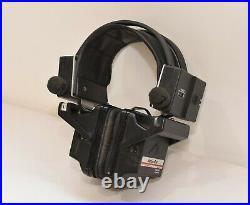 Vintage Hunting Ears Action Ears Bionic Listening Device Headset Silver Creek 34