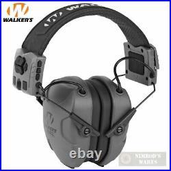 WALKER's Xcel 500BT EAR MUFFS Digital Voice Clarity & Bluetooth 26dB GWP-XSEM-BT