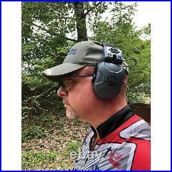 Walker's Game Ear GWP-XSEM-BT XCEL 500BT Digital Electronic Muff with Voice Cla