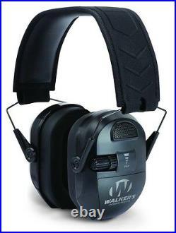 Walker's Game Ear Ultimate Power Muff 9x Hearing Enhancement GWP-XPMB