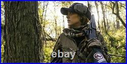 Walker's Game Ears XCEL 500BT DIGITAL ELECTRONIC MUFF BLUETOOTH WGE-GWP-XSEM-BT
