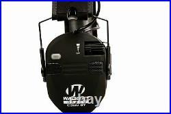 Walker's Razor Quad Electronic Bluetooth Muff-Black