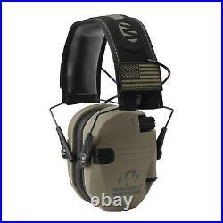 Walker's Razor Slim Electronic Shooting Hearing Protection ULTIMATE RANGE, 2 PK