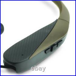 Walker's Razor XV Bluetooth Digital Retractable Hunting Ear Bud Muff Headset