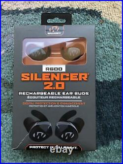 Walkers Ear Bud Silencer R600 2.0 Pair Rechargeable