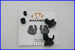 Walkers GWP-SLCRRC2 Silencer Noise Reduction Earbuds Rechargeable 2.0 24db