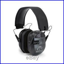Walkers Game Ear 26 dB Ultimate Power Quad Muff, Black GWPXPMQB