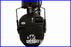 Walkers Game Ear GWP-RSEQM-BT Walker's Razor Quad Bluetooth Muff