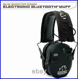 Walkers Game Ear GWP-RSEQM-BT Walker's Razor Quad Bluetooth Muff NEW