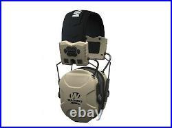 Walkers Game Ear GWP-XSEM XCEL 500 Digital Electronic Muff Hearing Protection