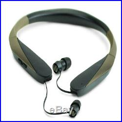Walkers Game Ear Razr X Retract Buds Electronic 31 Db Flat Dark Earth