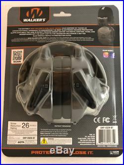 Walkers Gwp-xsem-bt Advanced Digital Muffs With Bluetooth