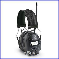 Walkers Hearing Protection AM/FM Radio Earmuffs, 4 Pack (Certified Refurbished)