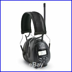 Walkers Hearing Protection Over Ear AM/FM Radio Earmuffs, 2 Pack GWP-RDOM