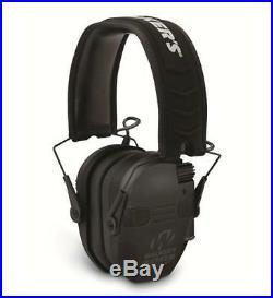 Walkers Razor Quad Bluetooth Muff WGE-GWP-RSEQM-BT Shooting Ear Protection