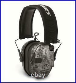 Walkers Razor Slim Series Folding Noise Reduction Earmuffs Camo WGE-GWP-RSEM-KPT