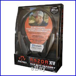 Walkers Razor X Neck Hearing Enhance BT WGE-GWP-NHE-BT Shooting Ear Protection