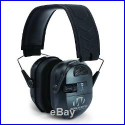 Walkers Ultimate Power Ear Muff Black, NRR 27 DB (GWP-XPMB) Hearing Protection