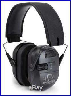Walkers Ultimate Power Muff, Black, 2AAA GWP-XPMB Ear Muffs